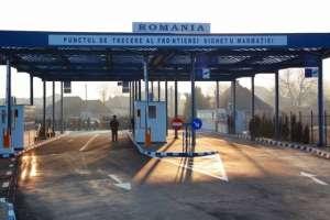 Proteste la Punctul de Trecere al Frontierei Sighetu Marmaţiei