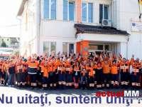 PROTESTE ȘI ÎN MARAMUREȘ – Ambulanțierii din toată țara, nemulțumiți de autospecialele vechi, veniturile mici și lipsa de personal
