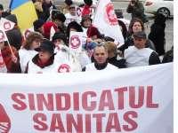 PROTESTE - Sindicaliştii Sanitas demarează protestele