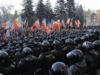 Protestele continuă în Chișinău. Urmărire penală în cazul violențelor de miercuri seara