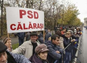 PSD organizează o contramanifestație în București