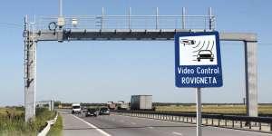 Punct nou de verificare a rovinietei în Maramureş pe DN 18 la Moisei