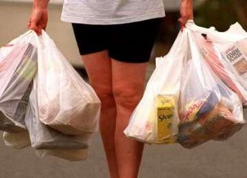 Pungile de plastic vor fi interzise în magazinele din Franța de la 1 iulie