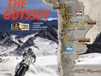 Raliul Dakar 2017 din…America de Sud