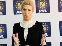 Raluca Turcan, validată președinte interimar al PNL