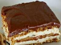 Rapid și delicios: Prăjitură cu ciocolată, fără coacere