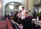 Recital de muzică clasică în Biserica Reformată în cadrul Festivalului de muzică și artă medievală & folk