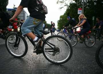 RECOMANDĂRILE polițiștilor maramureșeni pentru bicicliști