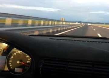 RECORD de viteză pe Autostrada Soarelui: 246 km/h