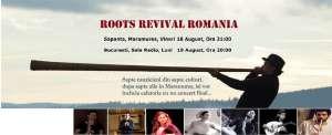 Roots Revival Romania - Redescoperă-ți rădăcinile prin muzica tradițională la Săpânţa
