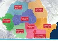 REFORMĂ ADMINISTRATIVĂ ÎN ROMÂNIA - Județele vor fi înlocuite de regiuni