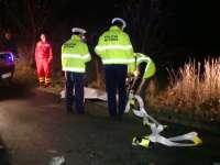REMEȚI: O femeie a fost accidentată mortal de un bărbat din Sarasău
