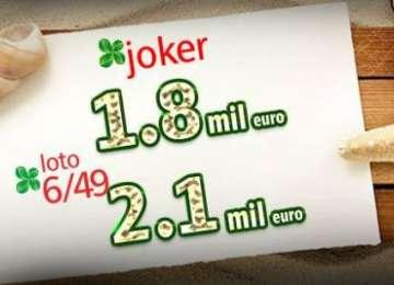 Report de milioane de euro la Loto