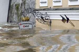 REPORTAJ VIDEO: Inundațiile din Europa Centrală