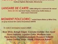 Reprezentanţi ai Centrului Cultural Sighetu Marmaţiei, prezenţi la un eveniment artistic de excepţie, la Galeria ARTE din Cluj Napoca