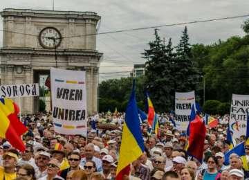 REPUBLICA MOLDOVA - Avalanșa declarațiilor de Unire cu România continuă