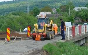 Restricții de circulație pentru traficul greu pe drumul Baia Sprie-Bârsana până la finalului anului