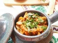 Reţetă de post: Tocană de legume cu ciuperci
