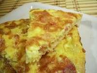 Rețetă declicioasă pentru Weekend - Pizza carbonara