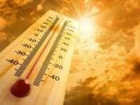 REVINE CANICULA: Temperaturile pot ajunge vineri la 37 grade în unele regiuni
