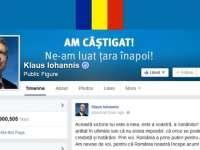 Revoltă pe FaceBook împotriva Președintelui Klaus Iohannis