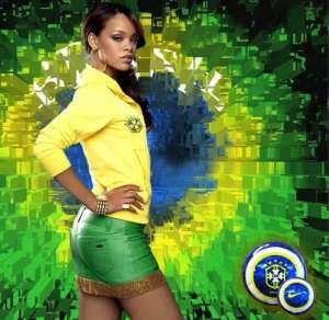 Rihanna intenţionează să cumpere un club de fotbal din Marea Britanie