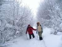Risc de avalanşe în Maramureş
