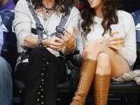 Rockerul Steven Tyler, în vârstă de 67 de ani, are o nouă iubită, cu 39 de ani mai tânără decât el