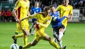 România a debutat cu dreptul în preliminariile EURO 2016, 1-0 cu Grecia în deplasare