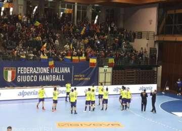 România a învins Italia în preliminariile Mondialului de handbal masculin