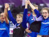 România a învins Rusia la capătul unei finale superbe, la tenis de masă, juniori 2: