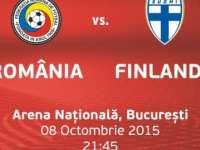 România este obligată să învingă Finlanda în această seară pentru a se califica la Euro 2016