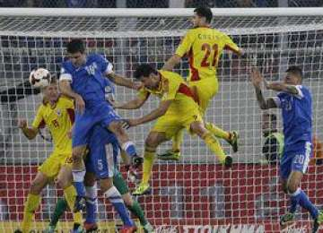 România, învinsă cu 3-1 de Grecia. Presa elenă: Defensiva României a fost călcâiul lui Ahile al echipei lui Piţurcă