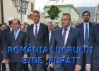 """""""România lucrului bine FURAT"""" - De ce îl susține Iohannis pe Nemeș la șefia PNL Maramureș?"""