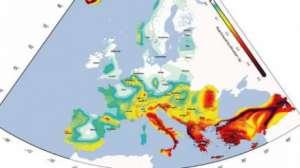 România se află în zona ROŞIE a ţărilor din Europa unde este POSIBIL să se producă un cutremur PUTERNIC
