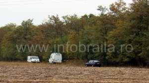 ROMÂNIA ȘOCANTĂ - Femeie ucisă şi incendiată, găsită RĂSTIGNITĂ într-o pădure