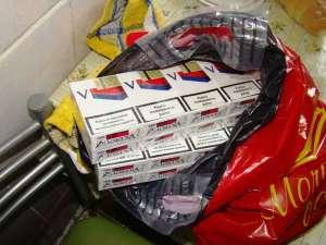 RONA DE SUS - 14.500 pachete cu ţigări de contrabandă confiscate de poliţiştii maramureșeni