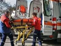 RONA DE SUS: A accidentat un pieton şi a părăsit locul faptei