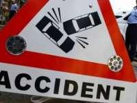 RONA DE SUS: Accident cu o victimă produs pe fondul unei depăşiri neregulamentare