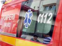 Rona de Sus - Pieton aflat în stare de ebrietate a fost accidentat de o autoutilitară