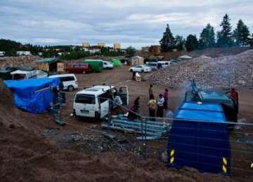 Rromii ar putea primi INTERDICŢIE de a intra în Norvegia -  faptele lor au înfuriat milioane de oameni