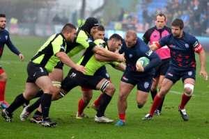 Rugby: CSM Știința Baia Mare a învins Steaua București cu scorul de 31-3 (10-0)