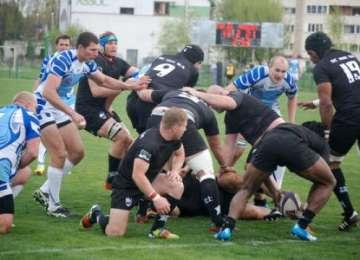 Rugby: CSM Știința Baia Mare acuză șicanele rușilor înaintea returului cu Enisei STM Krasnoiarsk