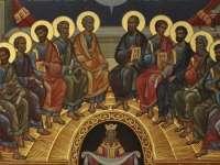 Rusaliile şi Pogorarea Duhului Sfânt - sărbătoarea întemeierii Bisericii creştine