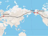 Rusia propune construirea celei mai lungi autostrăzi din lume, care să lege Europa de SUA