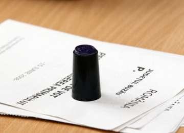 S-a fixat DATA ALEGERILOR: Europarlamentare - 25 mai, prezidențiale - 2 și 16 noiembrie