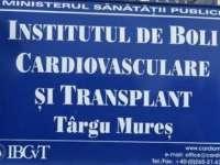 S-a reînființat Institutul Inimii din Târgu Mureș