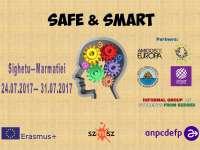 Safe & Smart - Un nou proiect Erasmus+