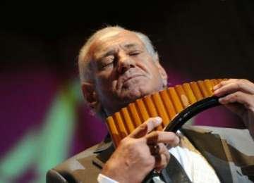 Sala Polivalentă - Gheorghe Zamfir sărbătorește 70 de ani de viață și 55 de carieră pe 25 martie