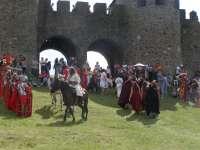 """Sălaj: """"Porolissum Fest"""", o călătorie istorică """"între două lumi"""""""